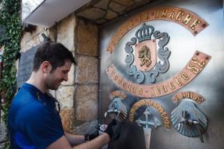 Irache Wine Fountain