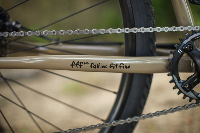 FFF - Fatties Fit Fine - Surly Ogre