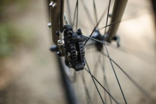 Surly Ogre - Shimano XT Disc Brake