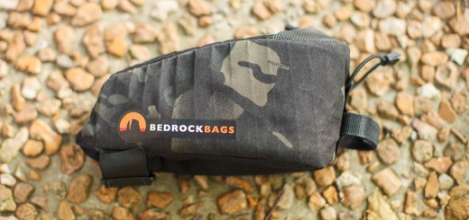 Bedrock Dakota Top Tube Bag