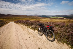 Bikepacking Highlands - Cairngorm National Park