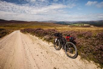Bikepacking Highlands - Cairngorm National Park