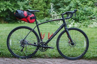 Revelate Terrapin V2 on Specialized Secteur