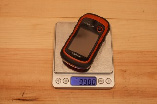 Garmin Etrex 20x Weight Without Batteries
