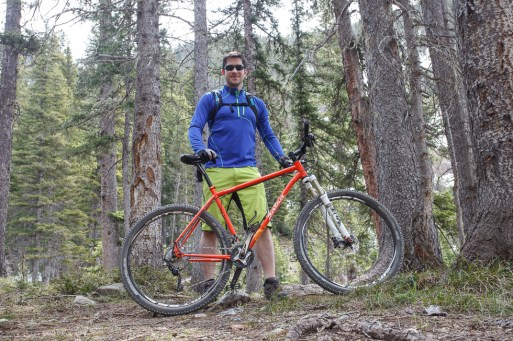 Photo Op at the La Plata Canyon