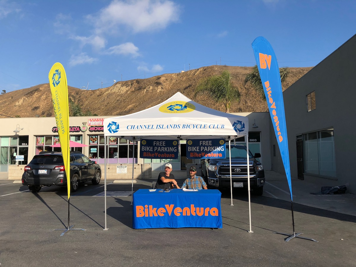 Cibike Grants Brand New Bike Valet Setup Bikeventura