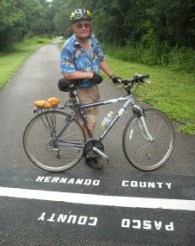 Brian Smith, Withlacoochee State Trail