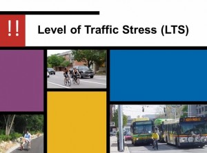 Level of Traffic Stress