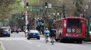 Orlando Sentinel: Downtown Orlando streets could be reworked to slow traffic, encourage walking and biking