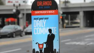 Orlando Sentinel: Bike-share Program To Open In Downtown Orlando This Weekend