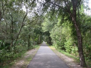 FDOT's 2015-16 budget includes $38.3 million for bike and pedestrian trails