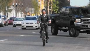Orlando Sentinel: Lessons learned while commuting to work on a bike