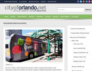 Get maps for all of Orlando's bike trails