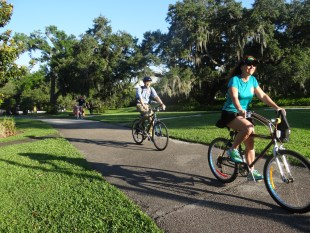 How to get more people biking? Women transportation planners