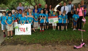 OCPS pedal pushers tout Bike to School Day