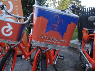 Orlando recognized as Bicycle Friendly City