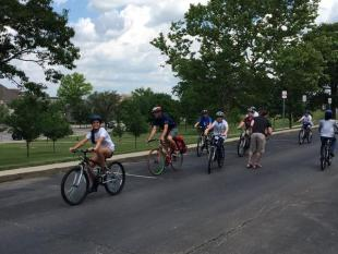 The News Leader: Bicycling in Clermont