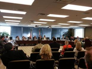 A MetroPlan Orlando Board meeting from a first-timer