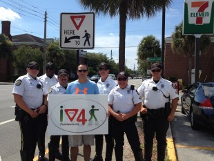 OPD awarded grant to enforce ped/bike safety laws