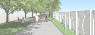 The Daily City: Gertrude's Walk Extension Approved With New Condition