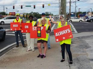 Study Finds Red Light Cameras Save Lives + Red Lights Not Optional in Orlando