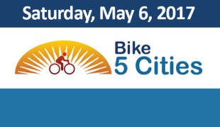 First-Ever 'Bike 5 Cities' Ride is FULL – Register for events and rides in WP, Maitland, Casselberry & Eatonville