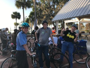Get ready to ride to work Kissimmee!