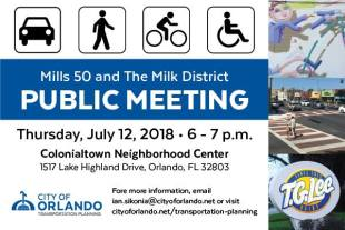Don't miss this Mills 50 & Milk District workshop happening 7/12
