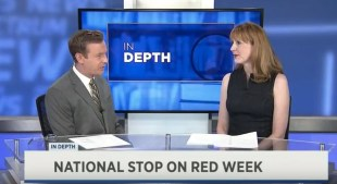 BWCF's Amanda Day reminds you to STOP on RED with News 13