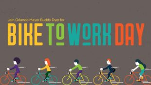Gear up for Orlando's Bike to Work Day on 11/2