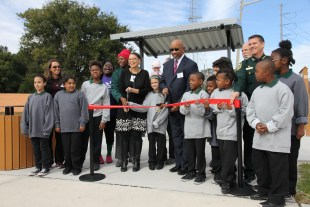 Orange County opens new Pine Hills Trail Shade Station