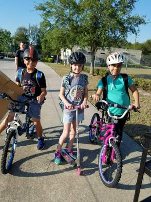 Florida Making Strides: State Report Cards on Support for Walking, Bicycling, and Active Kids and Communities