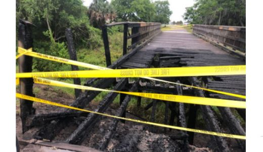 Orange County Works Quickly to Reconstruct Cady Way Trail Bridge