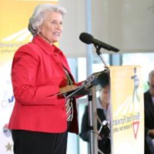 Linda Chapin, former Mayor of Orange County