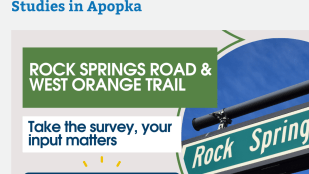 Studies in Apopka and About LYNX Ridership Need Your Input