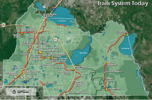 Seminole County Releases New Trails Master Plan