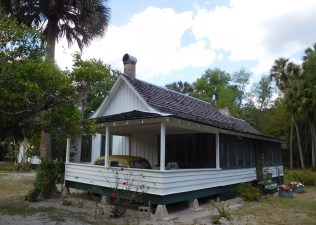 "The homestead of Marjorie Kinnan Rawlings, author of ""The Yearling"" and ""Cross Creek,"" is also a Florida state park. It shows what life was like in rural Florida in the 1930s."
