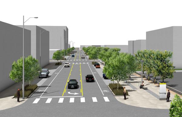 A Better 20th St. (image credit: El Dorado Inc.)