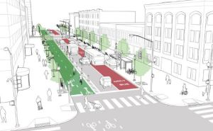 NACTO street design