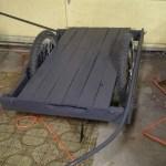 finished pallet trailer