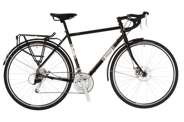 Fabricaciop Raleigh Bike