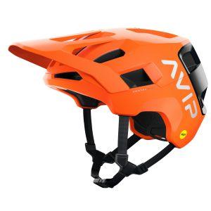 POC Kortel Race MIPS Fluorescent Orange Helmet