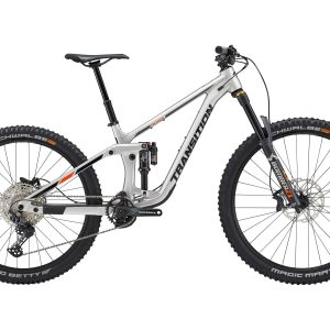 Transition Patrol Raw Alloy Deore Complete Bike