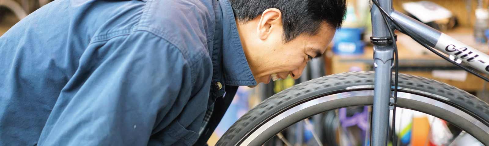 Work or volunteer at Bike Works Seattle