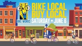 Bike Local, Buy Local