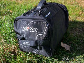 The Scicon Race Rain Bag.