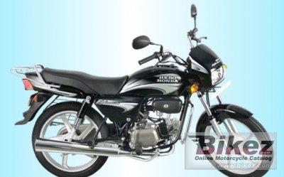 2008 Hero Honda Splendor Plus