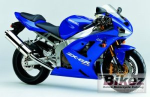 2004 Kawasaki Ninja ZX6R specifications and pictures