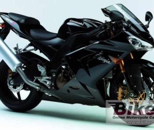2005 Kawasaki Ninja Zx 10 R