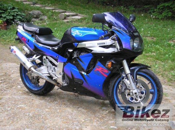 Suzuki GSX-R 600 W
